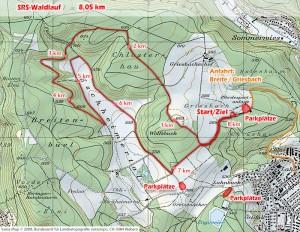 SRS - Waldlauf rund um's Eschheimertal